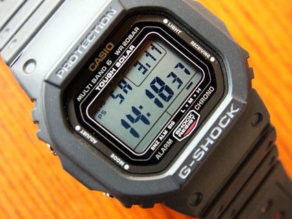 カシオ計算機 G-SHOCK「GW-5000-1JF」 02