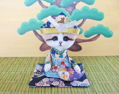 猫五月人形1