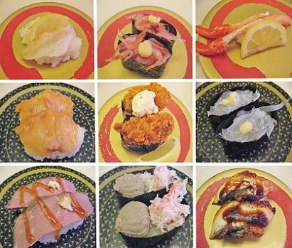 春のはま寿司