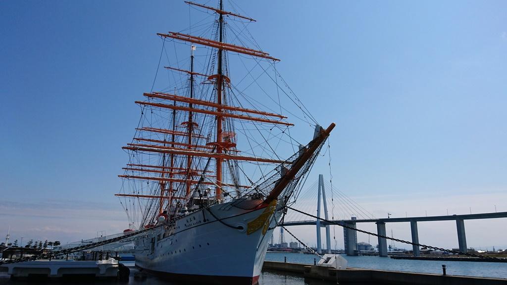 帆船海王丸