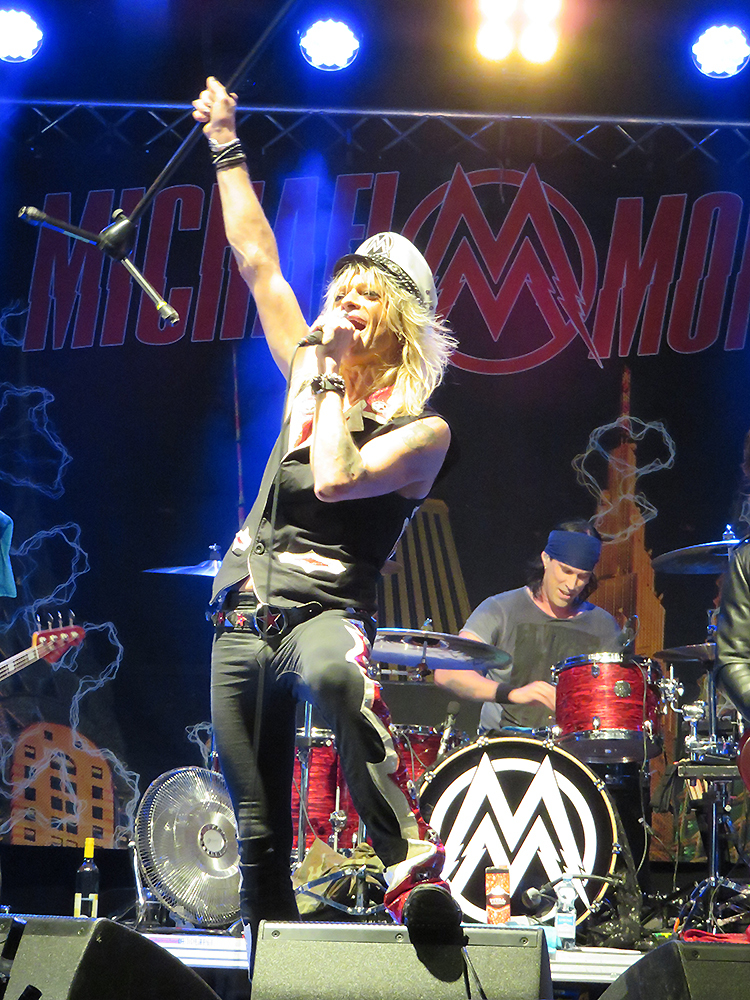 Michael Monroe WaterXfest 2016