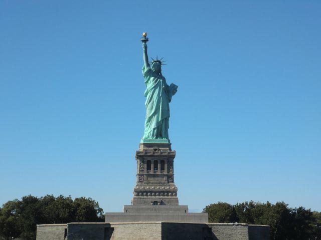 自由の女神 像