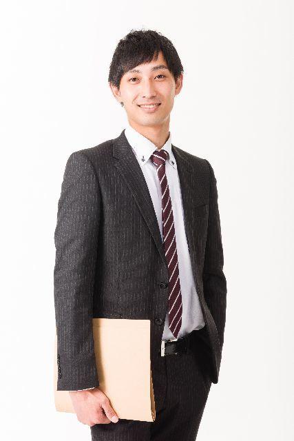 ネクタイを した ビジネスマン2