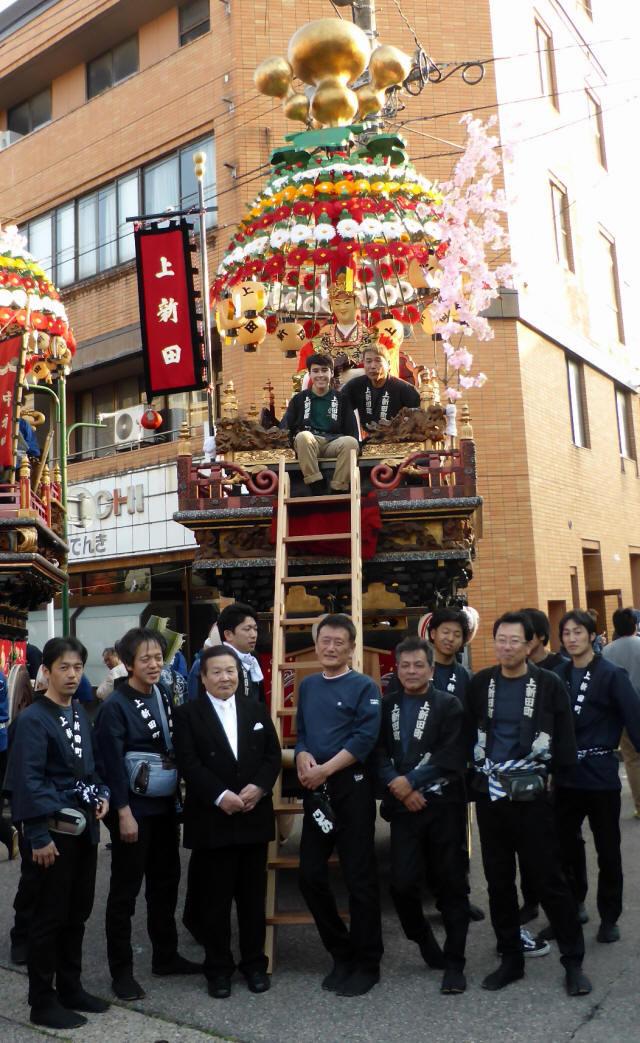 上新田町「千成ひょうたん」5