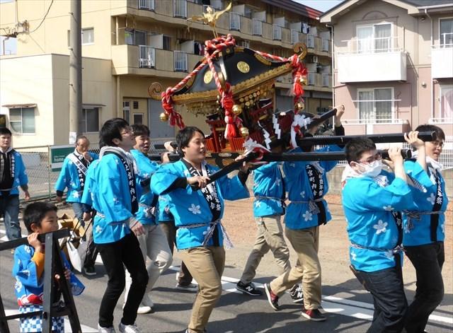 大懸神社豊年祭22