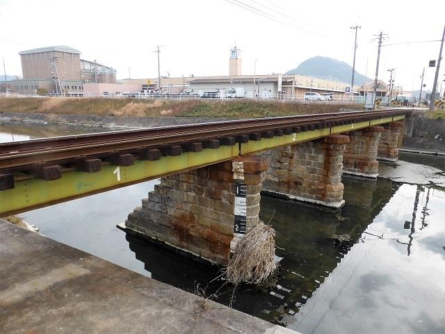 ことでん新川橋梁2