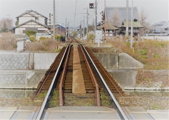 ことでん新川橋梁8