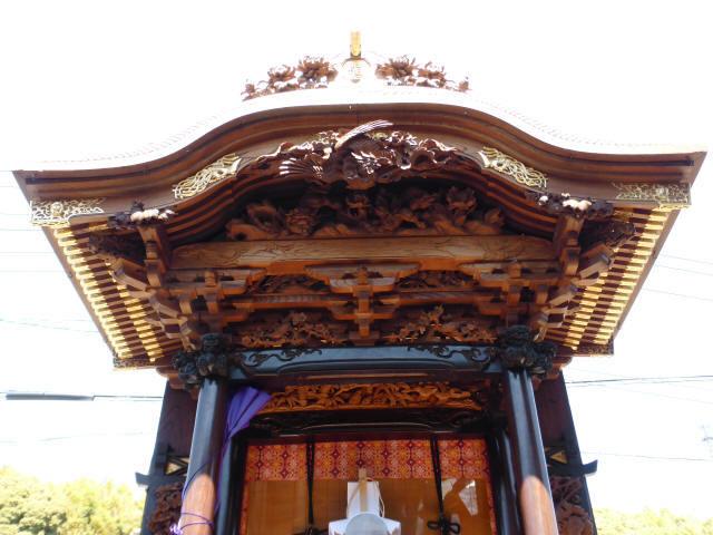 横社山車1