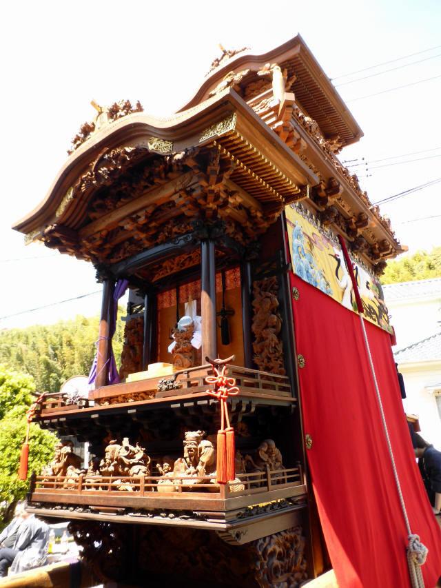 横社山車7