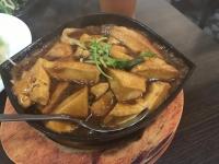 鐵板豆腐170217