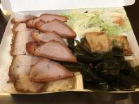叉燒燒肉飯170223
