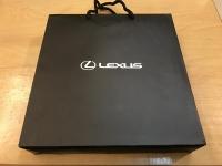 LEXUSからプレゼント170302