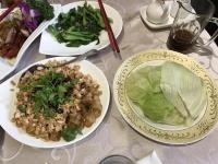 生菜蝦鬆170312