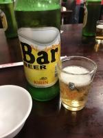 KIRIN BARビール170330