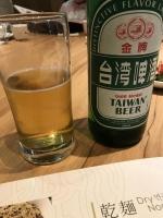 台湾金牌ビール170401