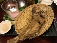 煎馬頭魚170404