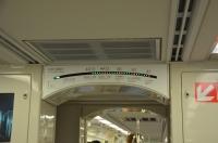 列車位置表示も埋まった170404