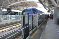 ブルーの空港線普通車170404