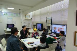 小学生 企業訪問3 2017-2