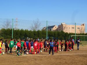 大成住宅 サッカー教室 2017-3-4 活動記録 (6)