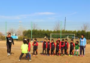 大成住宅 サッカー教室 2017-3-4 活動記録 (19)