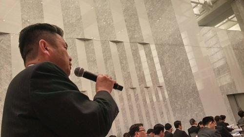 民進党<定期大会へ!>②