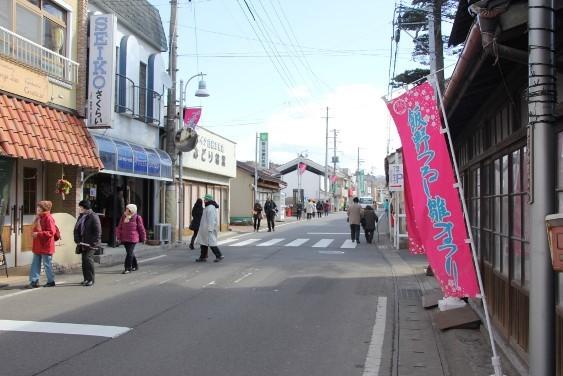 旧飯野町商店街