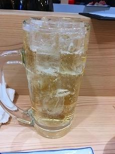 0221晩杯屋@リンゴ酢