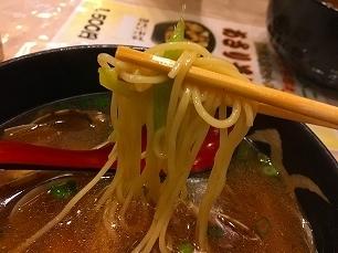 170318吉兆@あさりそば麺