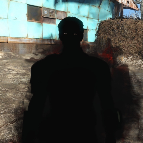 [PS4]フォールアウト4 MOD「SFX Ring Auras」