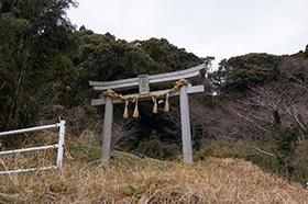 170222丸郷神社の神池⑪