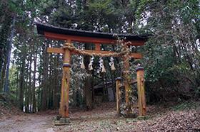 170222丸郷神社の神池⑫