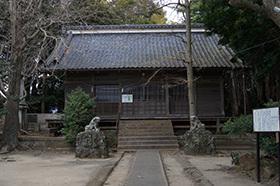 170222富浦 愛宕神社の楠⑥