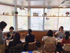 201612 komae ニットカフェ