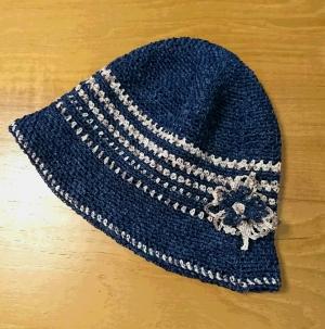 2アデッサ帽子