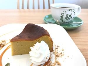 201704 komae 安納芋ケーキ