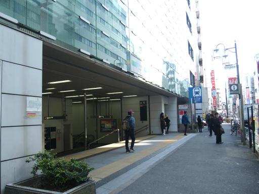 20170304・新宿散歩3-13・代々木駅北口