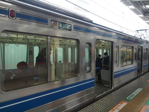 20170304・新宿散歩鉄写03・西武新宿