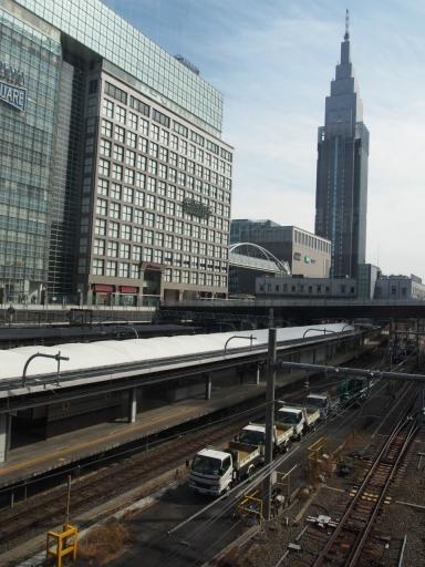 20170304・新宿散歩鉄写09・サザンテラスから新宿駅