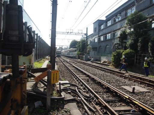 20170304・新宿散歩鉄写17・南新宿駅