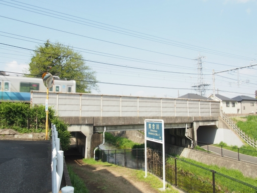 20170416・気まぐれ街歩き鉄写08・東久留米~ひばりが丘