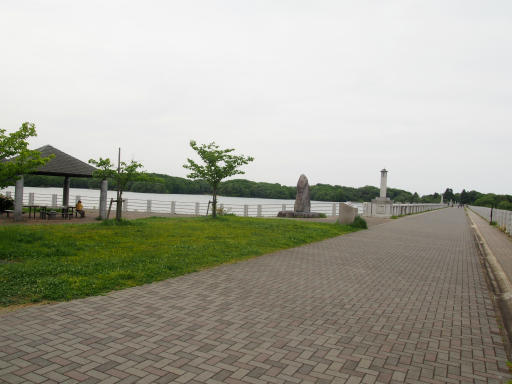 20170503・GW中の散歩1-16・狭山湖到着