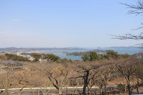 松島展望台2017-3