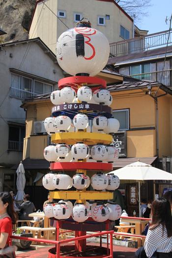 土湯こけし祭り2017-3