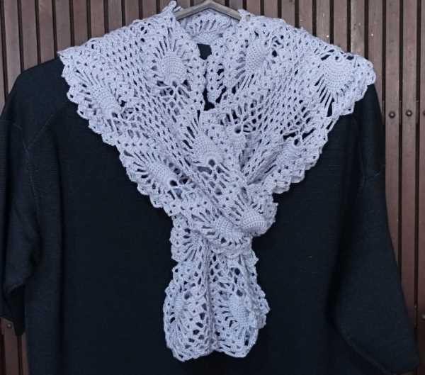 ぱいなっぷる編み