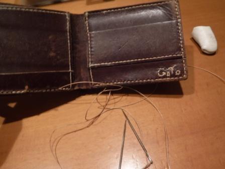 1財布の革を交換5