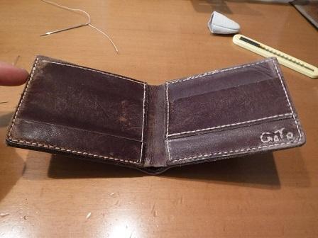1財布の革を交換18