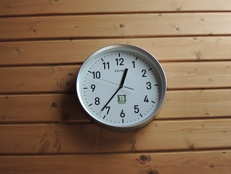 BESS ワンダーデバイス サンダーバード2号 壁時計 カスタマイズ 4