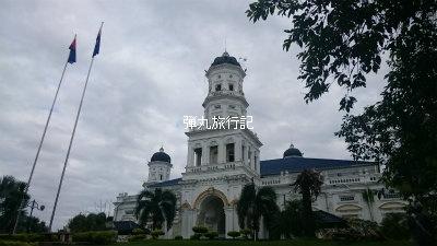アブバカール回教寺院2