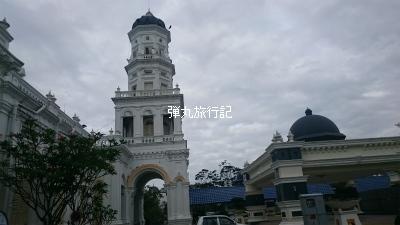 アブバカール回教寺院5